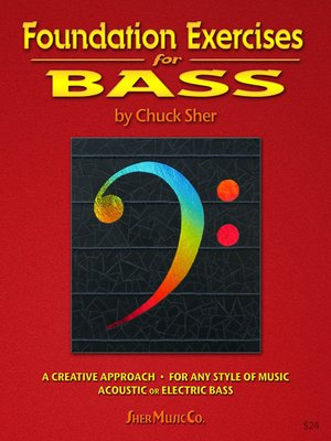 cover image of Foundation Exercises For Bass